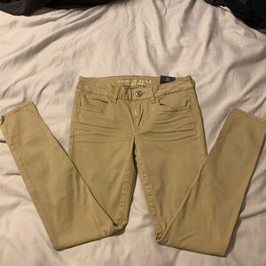 American Eagle Sateen Power Stretch Jegging